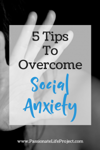 5 Tips To Overcome Social Anxiety